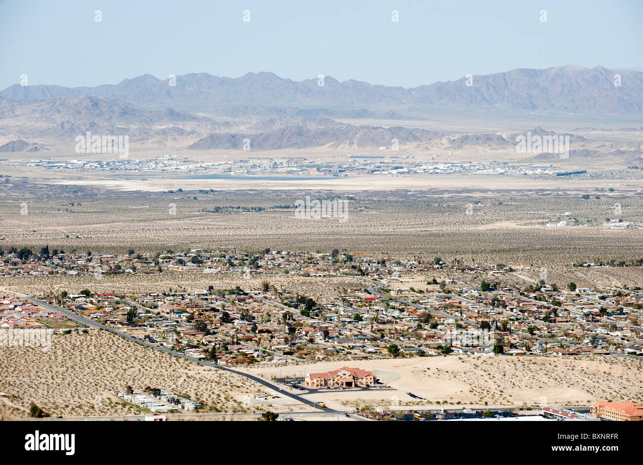 Twentynine Palms Stock Photos & Twentynine Palms Stock