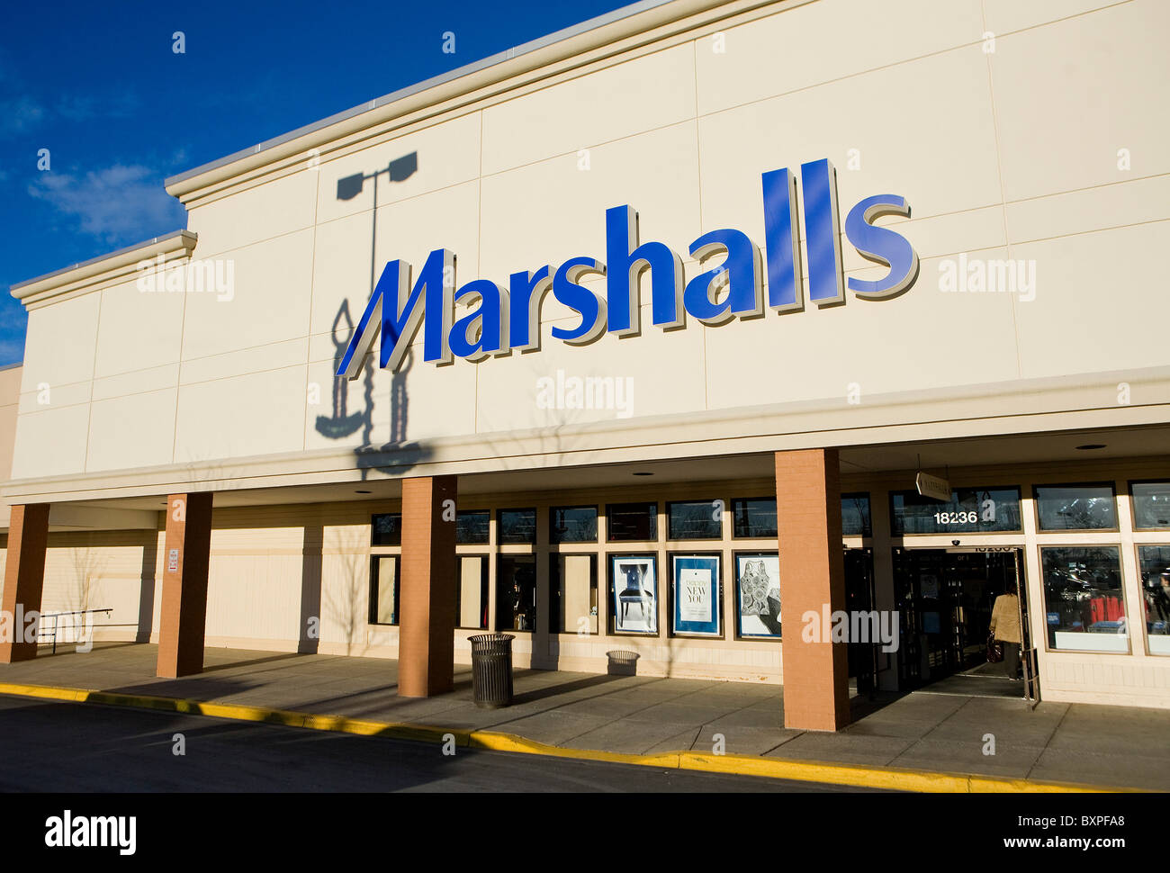 Marshalls Discount Clothing Store
