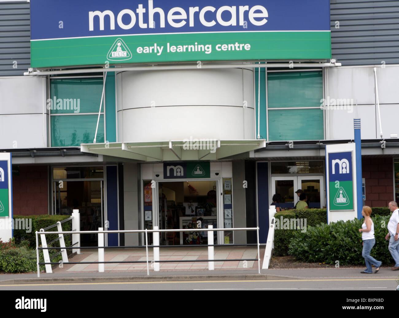 Mothercare shop, Birmingham UK 2010 - Stock Image