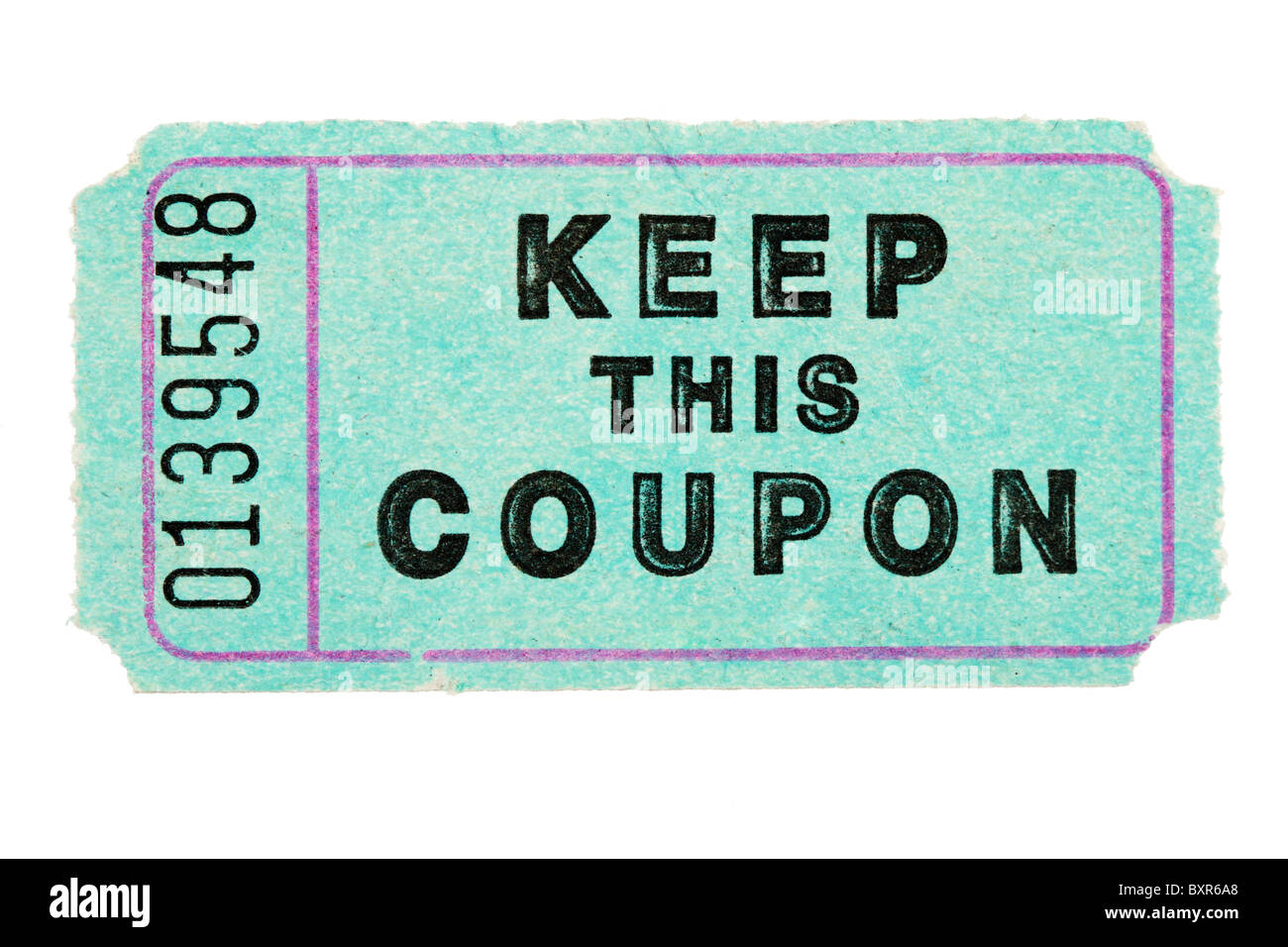 blue raffle ticket cut out stock images pictures alamy
