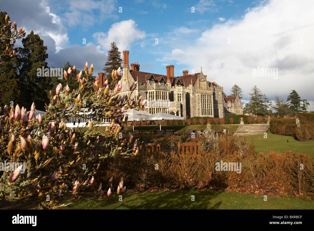 Rhinefield House Hotel And Gardens Brockenhurst The New