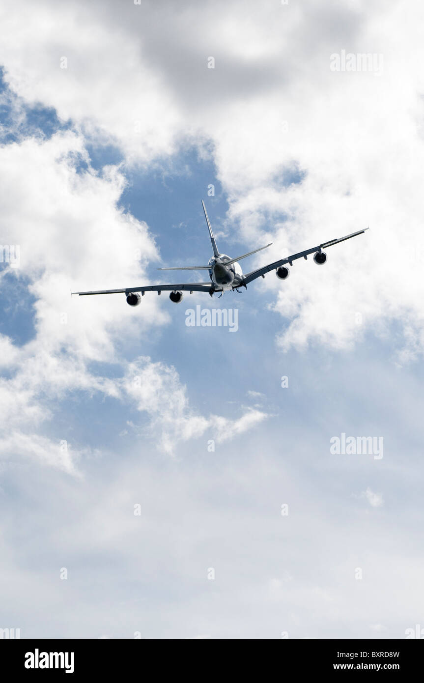Airbus A380 airliner - Stock Image