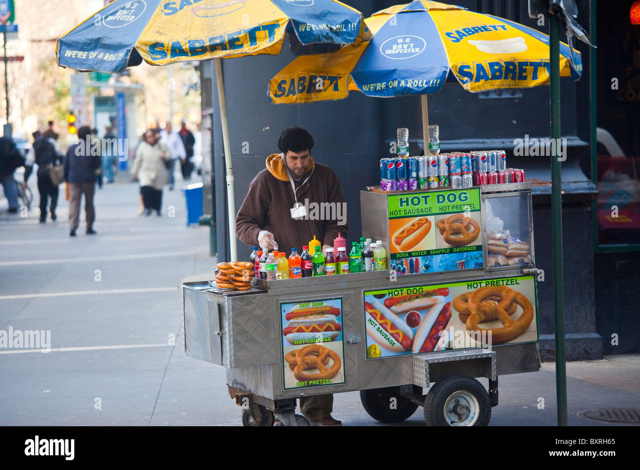 Buy New Hot Dog Cart