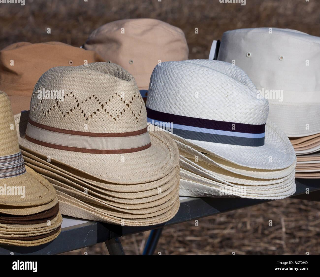 44b28edd475 Sun Hats For Sale Stock Photos   Sun Hats For Sale Stock Images ...