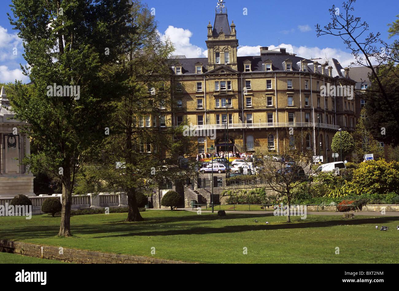 Bournemouth Town Hall Gardens Stock Photos & Bournemouth Town Hall ...