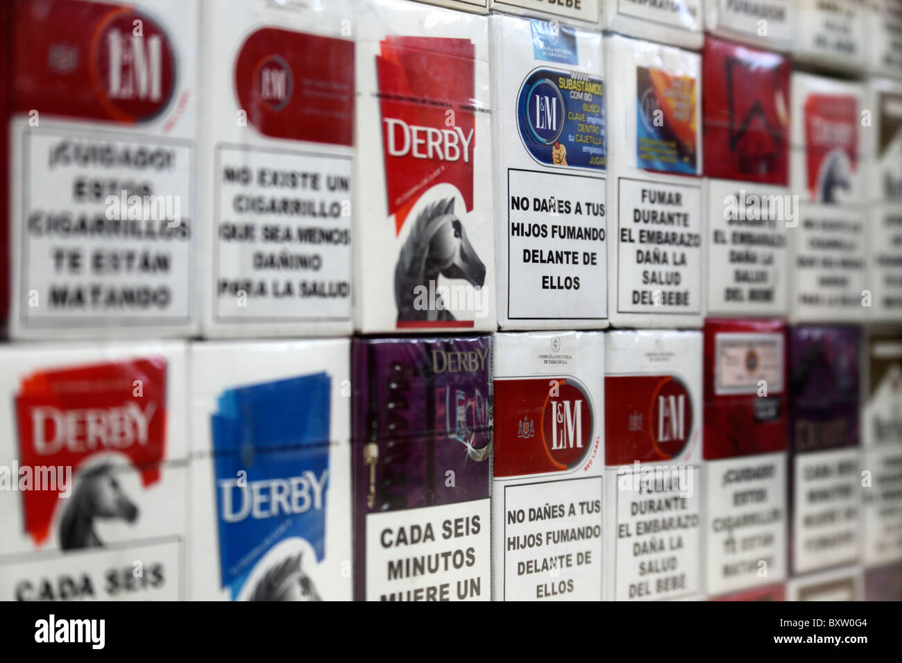 How much are cigarettes at duty free in Maryland