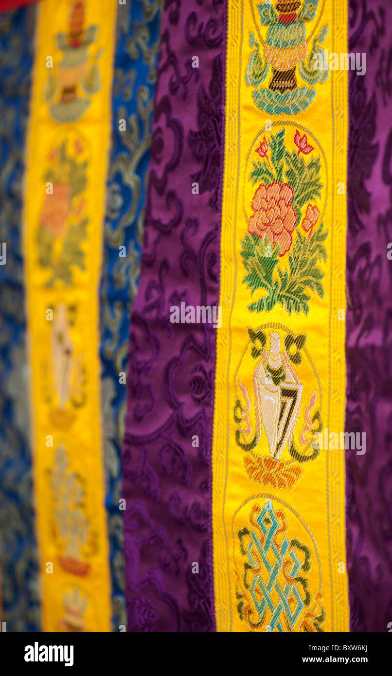 Colorful Wall Hangings Stock Photos & Colorful Wall Hangings Stock ...