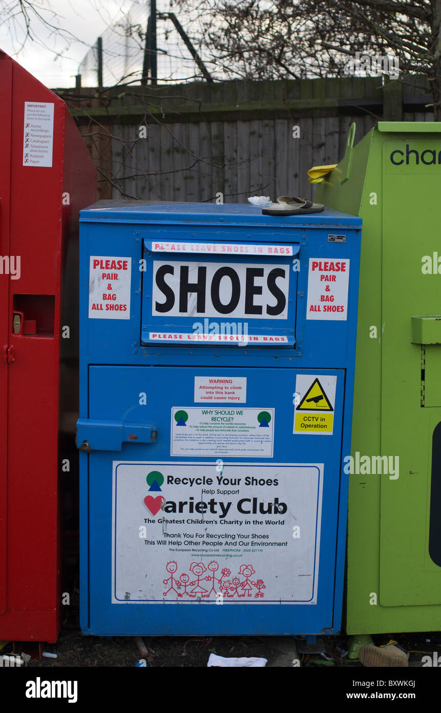 Recycle Worn Out Shoes Uk