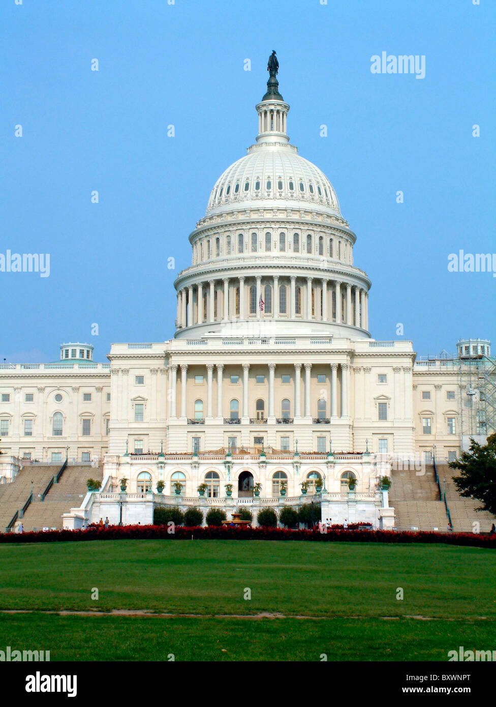 The US Capitol - Stock Image
