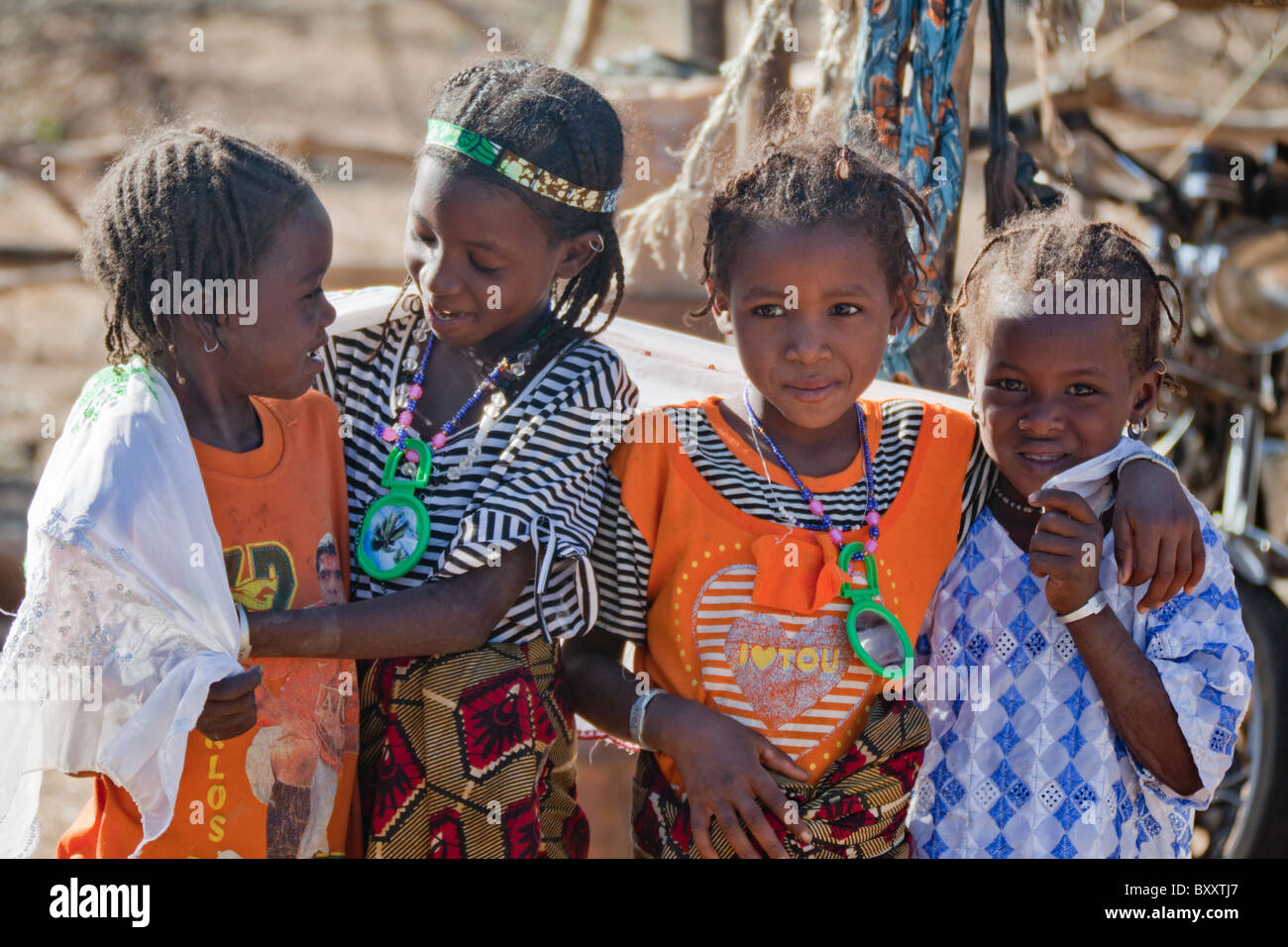 Fulani Children. Photo: Alamy