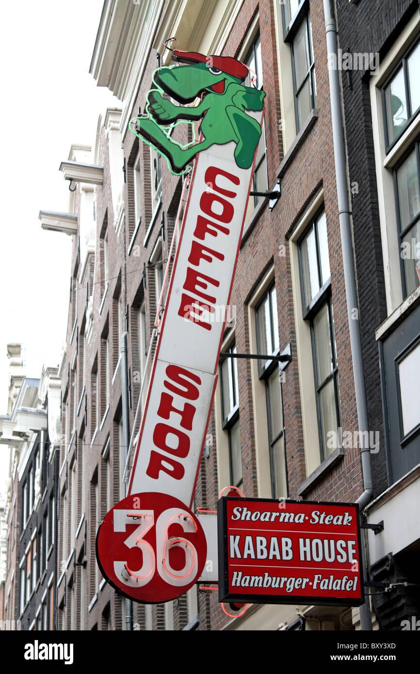 Amsterdam Stone Cafe Coffee Shop