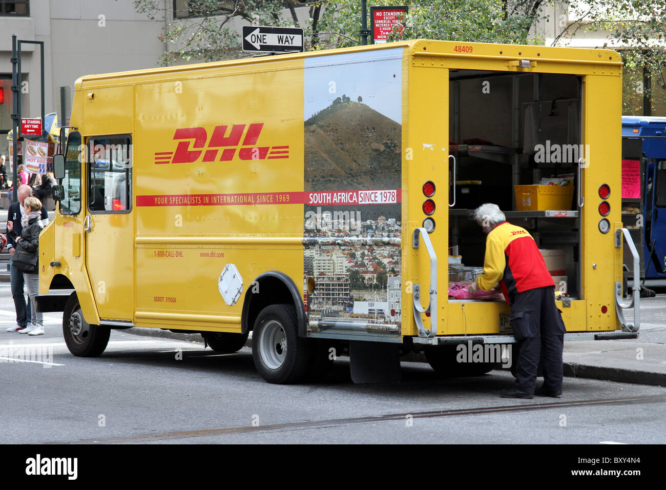 New York Courier Stock Photos Amp New York Courier Stock
