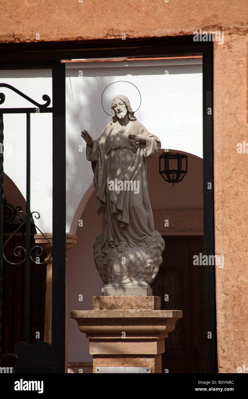 Colegio Sagrado corazon Esclavas Ronda Málaga Andalucia España Sacred Heart College Servants Andalusia - Stock Image