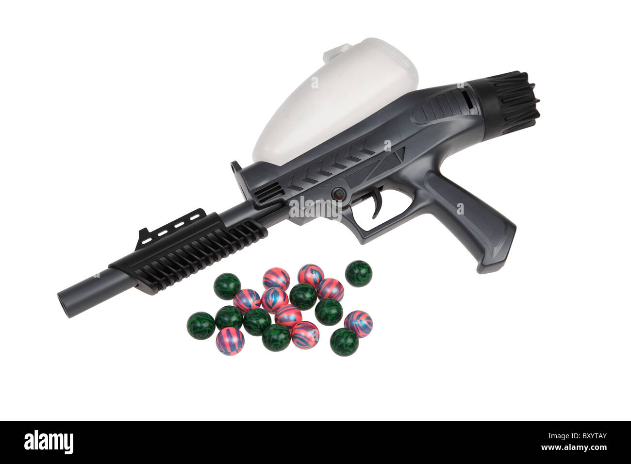 Gun Cut Out Stock Images & Pictures - Alamy