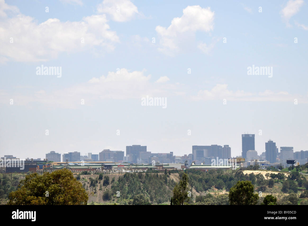 Johannesburg, South Africa Stock Photo