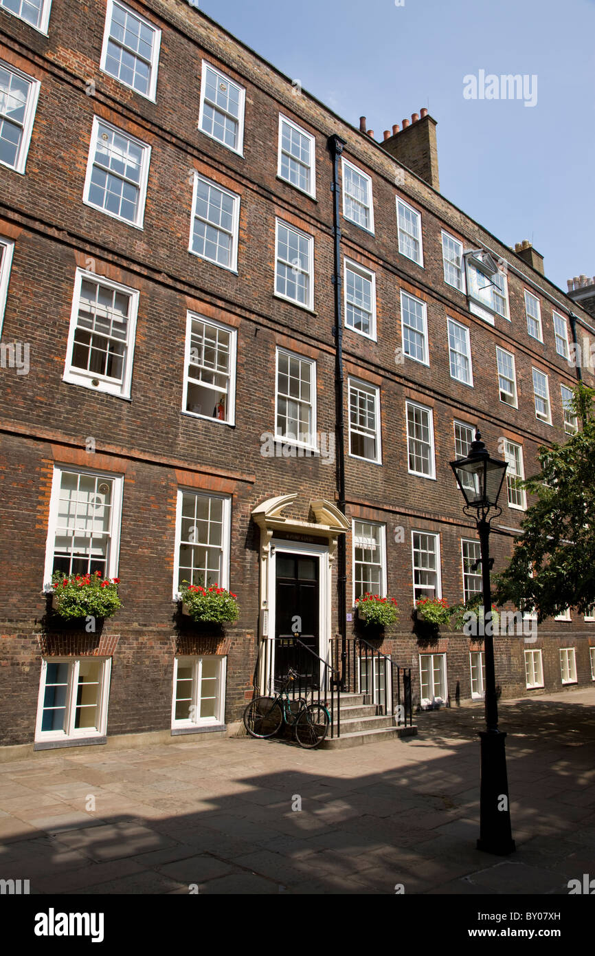 Barrister Chambers in the Inns of Court - Stock Image
