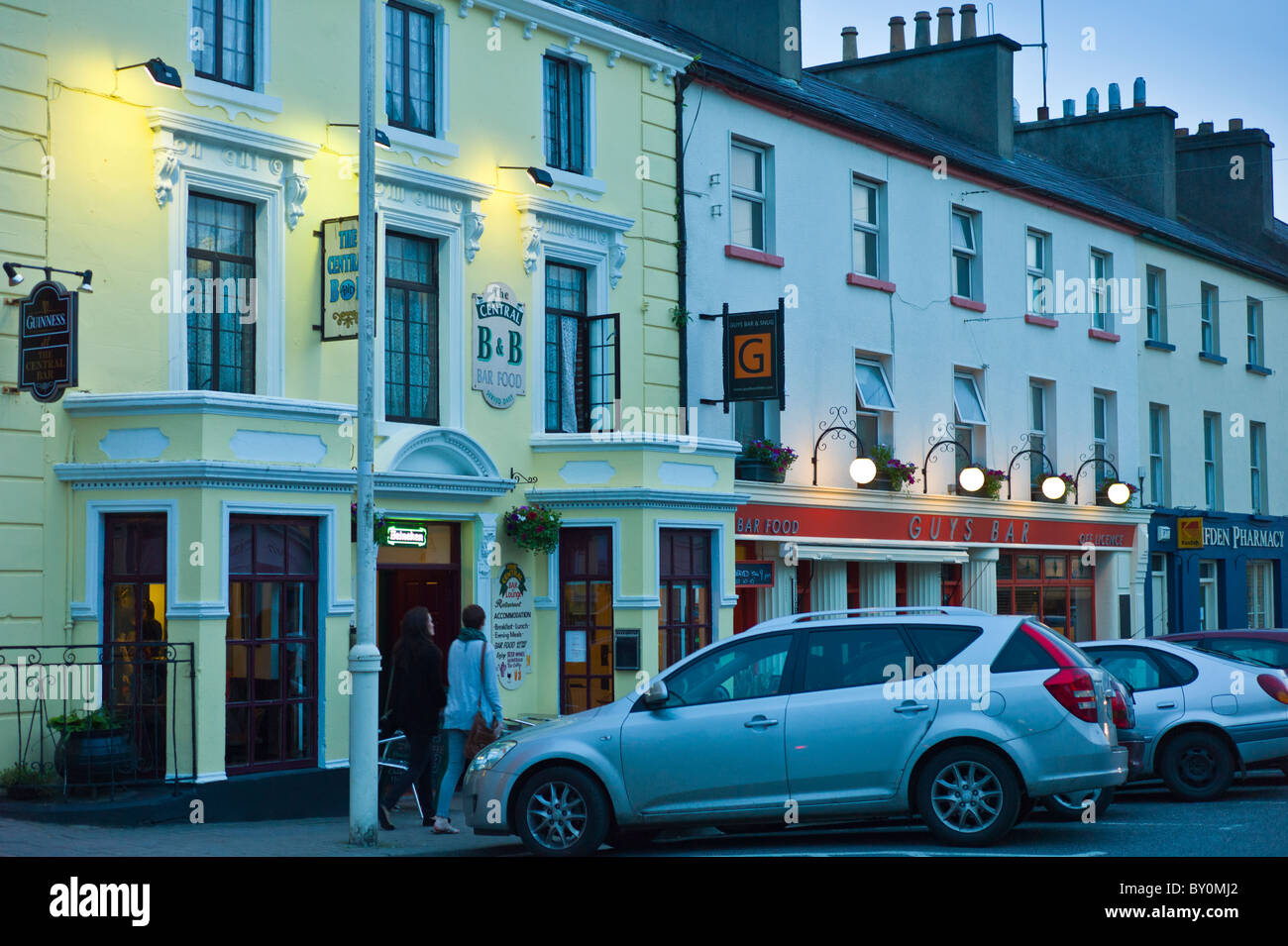 Central Bar Clifden - dont eat here - Traveller Reviews - The