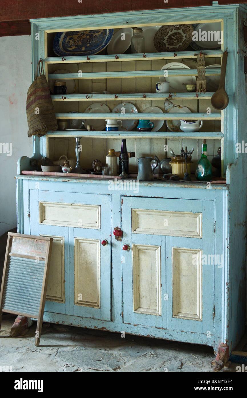 Irish Cottage Interior Stock Photos & Irish Cottage Interior Stock ...