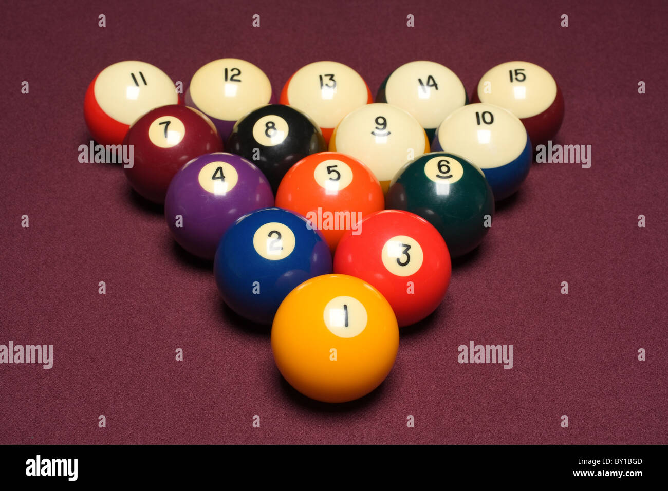 photo complimentary pool palette a colour table stock swatches green with in balls billiard