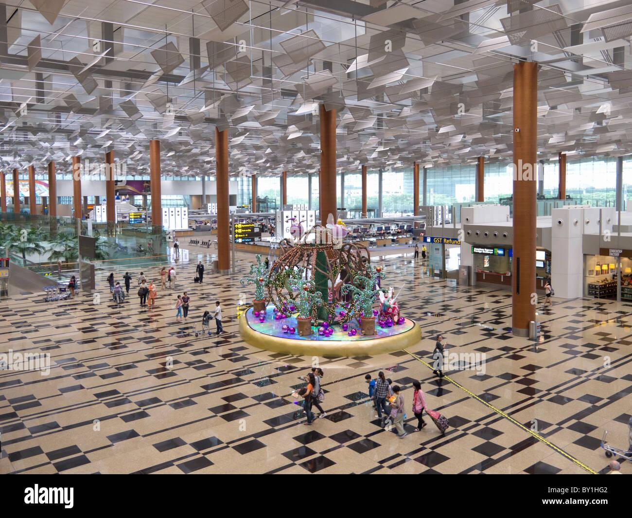 new singapore airport