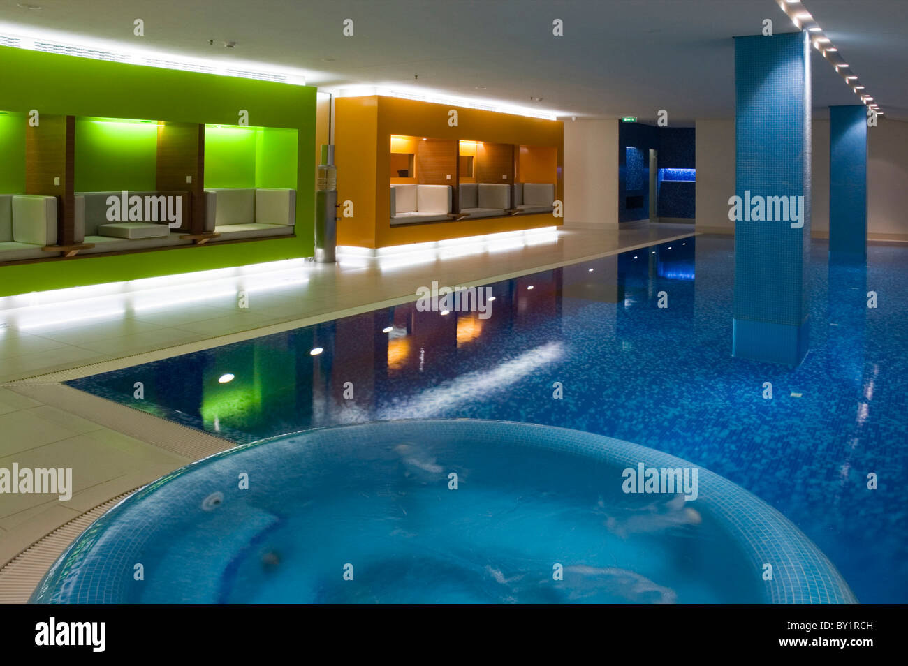 side spa in side hotel hamburg germany stock photo 33846417 alamy. Black Bedroom Furniture Sets. Home Design Ideas