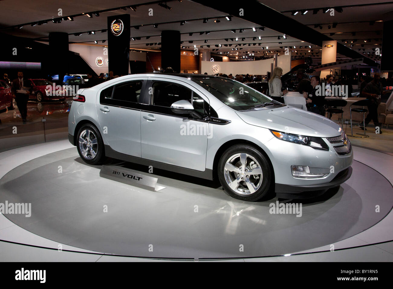 has leading headquarters volt chevrolet displayed in been of auto designer general designed motors s gms world boss chevy the who at is appointed countrys nigerian detroit aliyu ambitions jelani