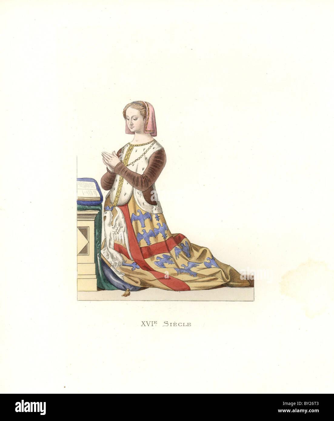 Louise de Montmorency (1496–1547).