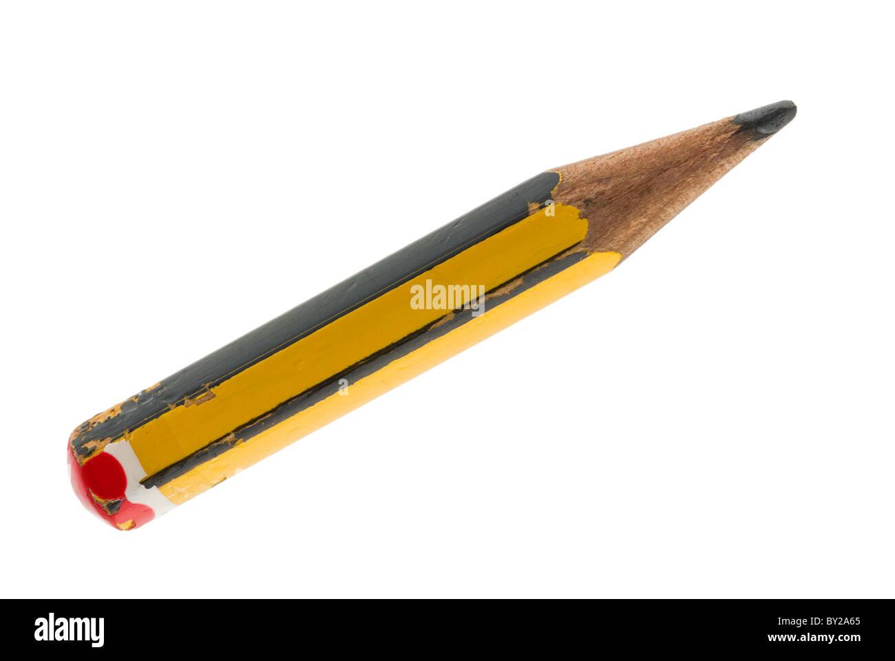 Small Pencil - 2011 - Stock Image