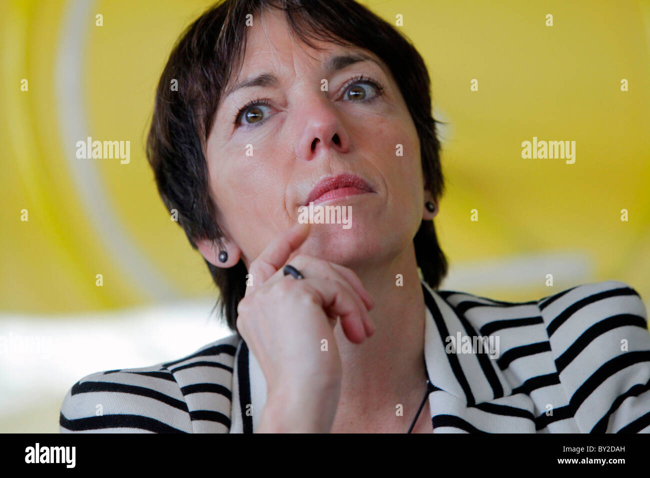 Prof. Dr. Margot Kaessmann Käßmann Ruhr University Stock Photo