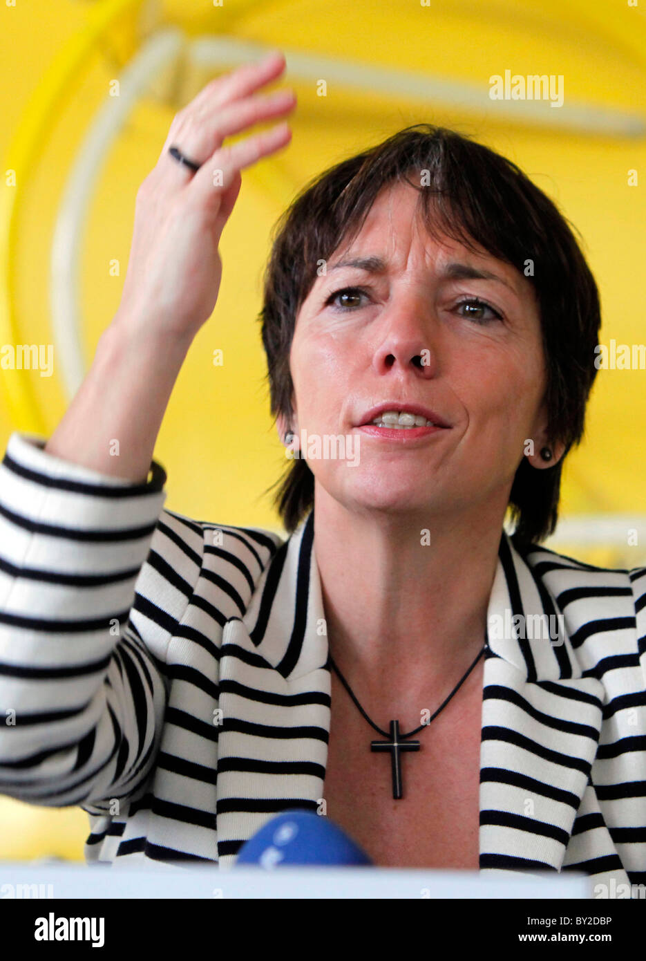 Prof. Dr. Margot Kaessmann, Ruhr University Bochum, Germany - Stock Image