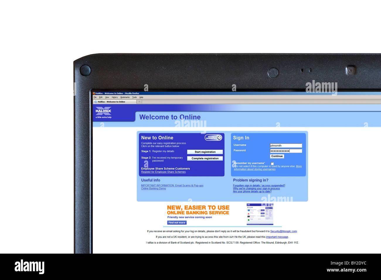halifax online