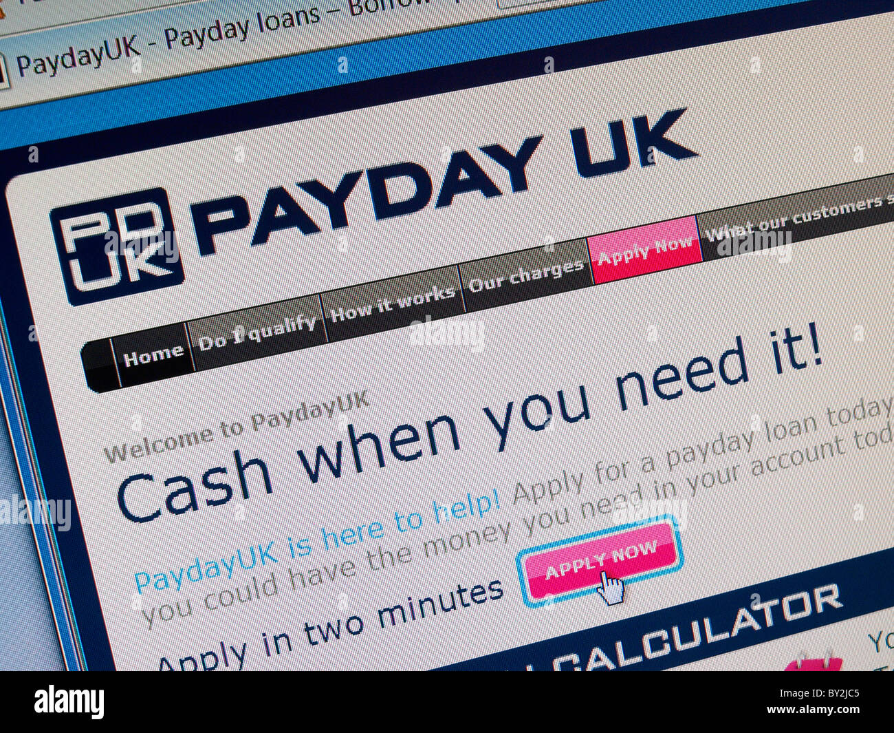 Emergency payday loans for money emergency picture 1