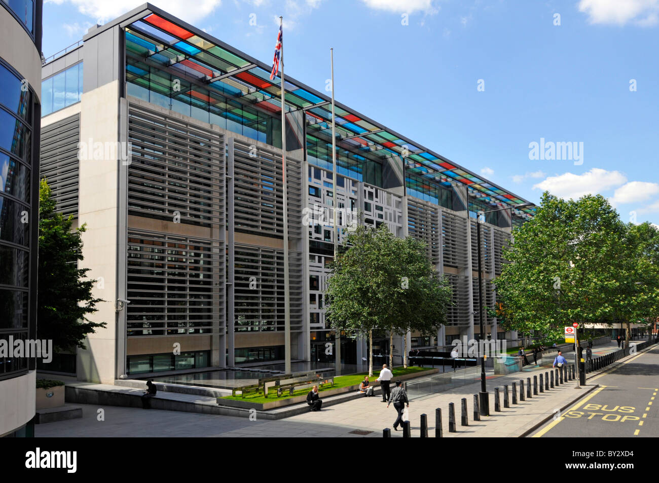 The Home Office Government building London - Stock Image