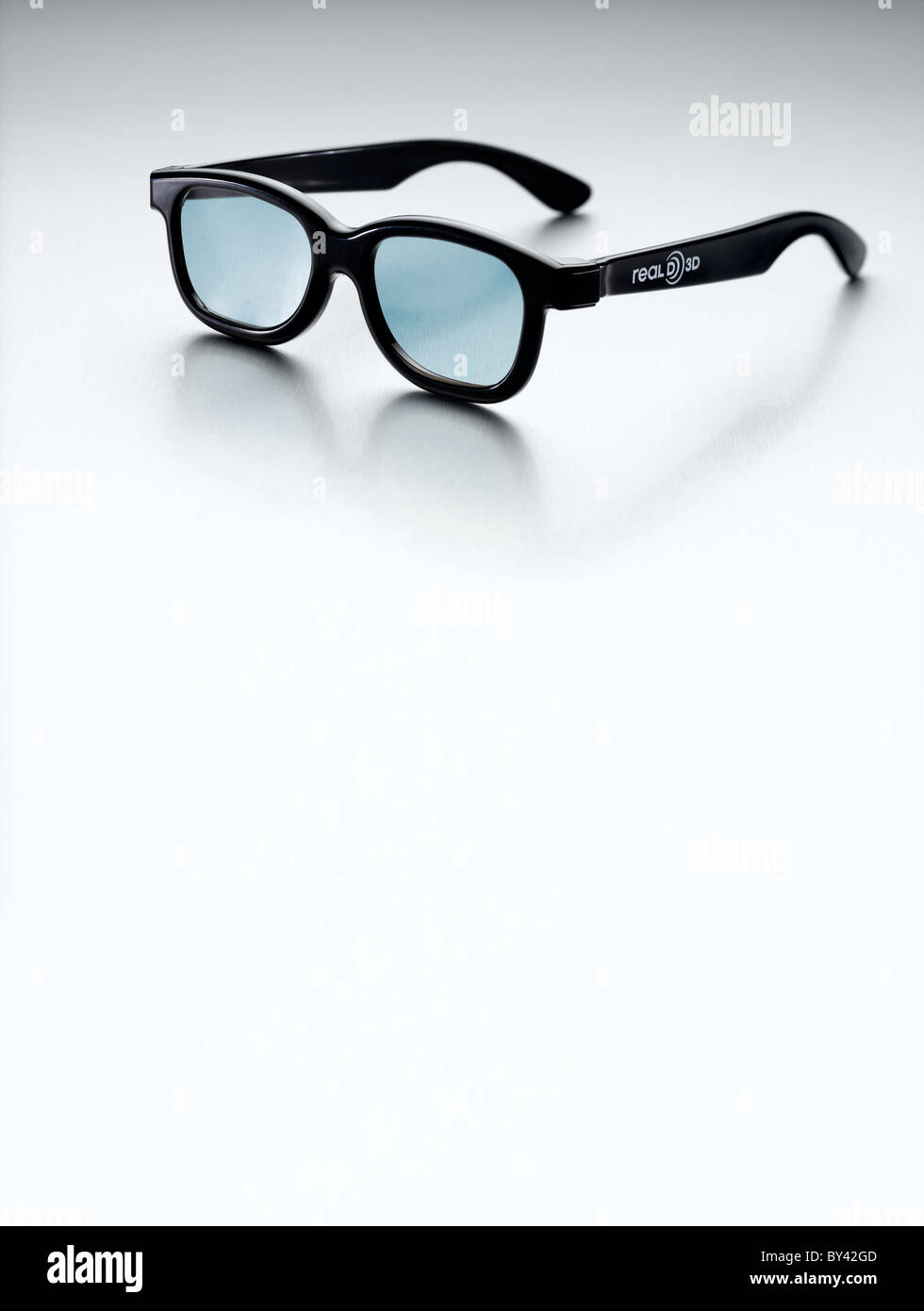 3D Glasses - Stock Image