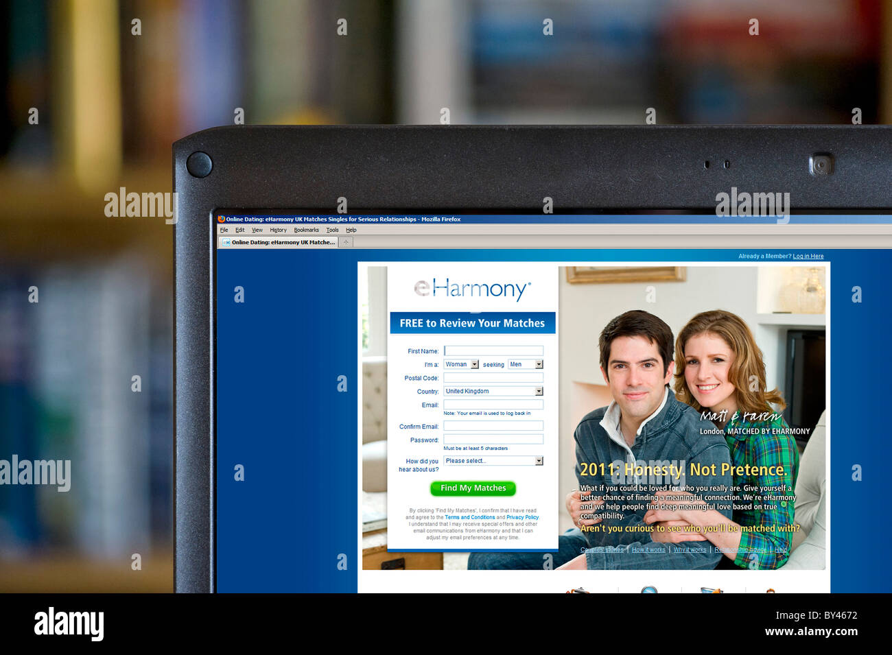 Eharmony offers uk