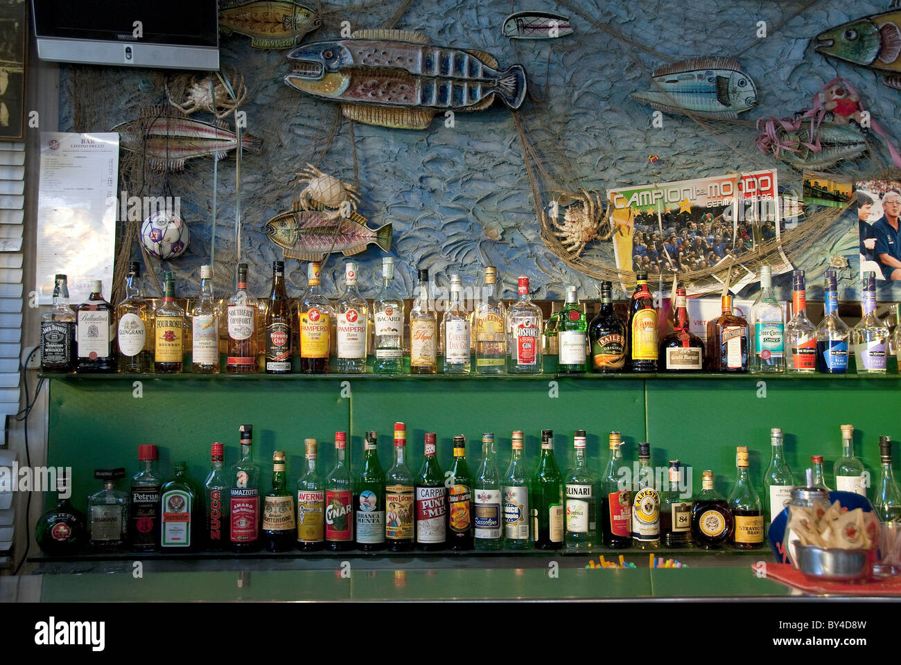 Bar in the bagno nettuno in viareggio tuscany the region known as