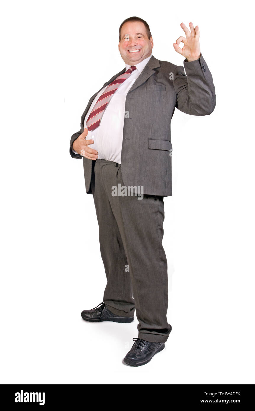 9c6eef304ba Fat Businessman Stock Photos   Fat Businessman Stock Images - Alamy