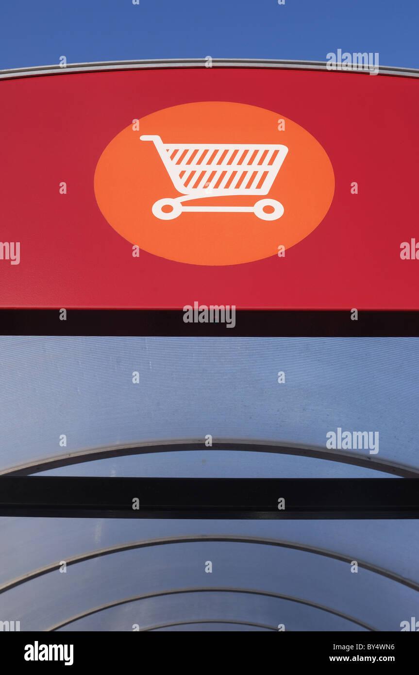 Trolley Park - John Gollop - Stock Image