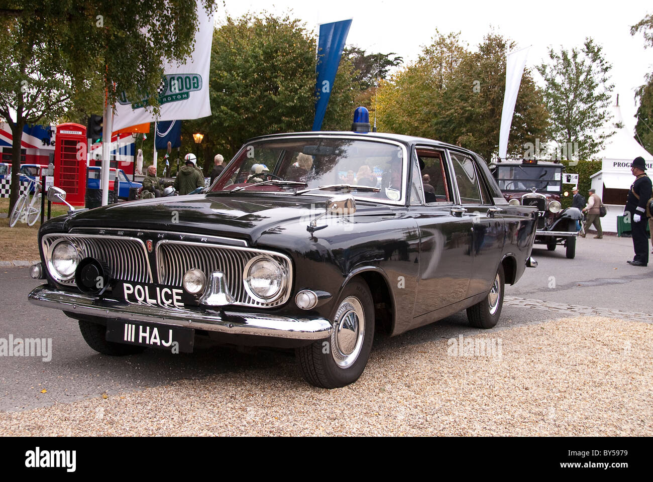 Ford Zephyr Stock Photos Images Alamy 1970 Police Car Image