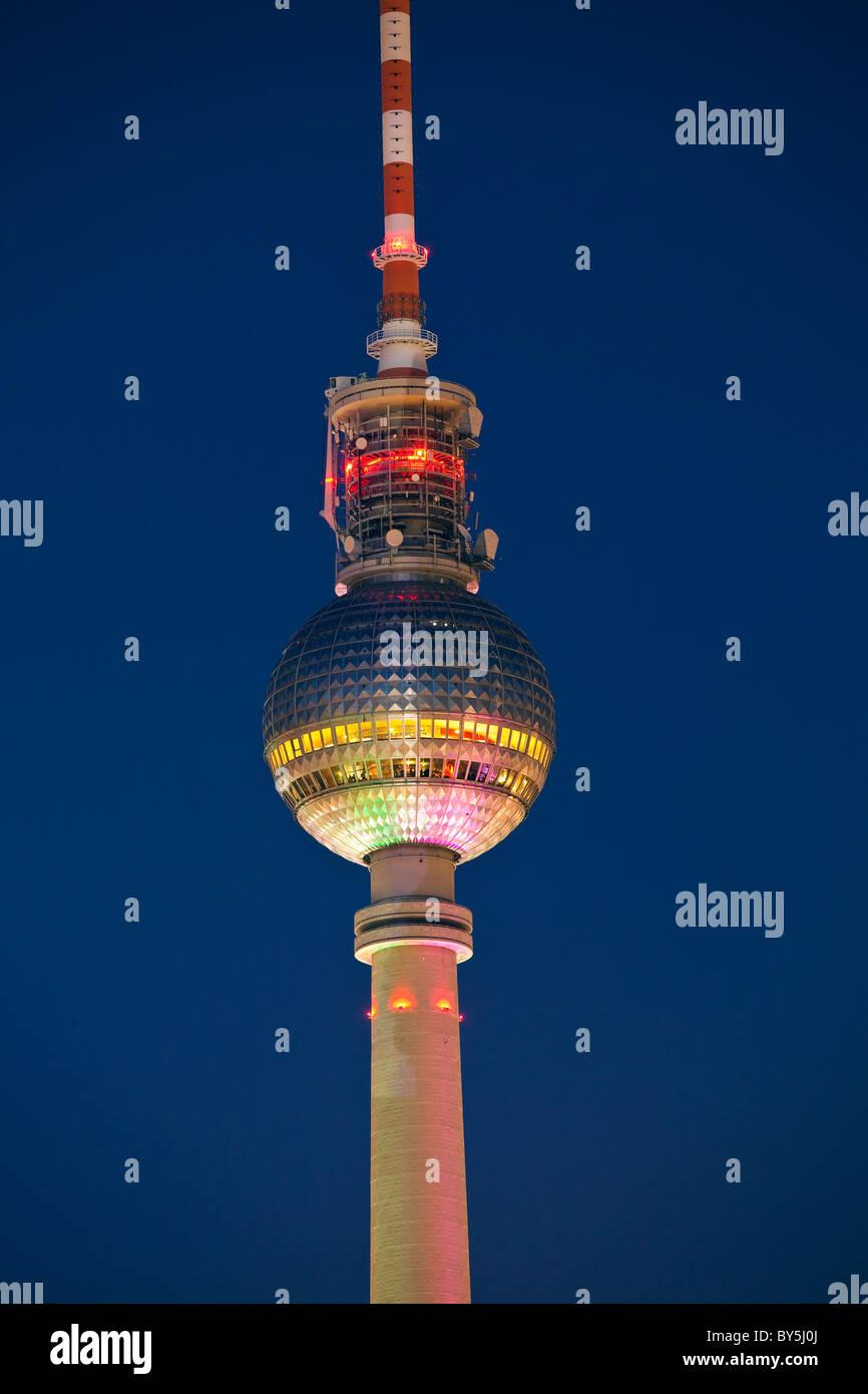 Berlin Radio Tower Stock Photos & Berlin Radio Tower Stock