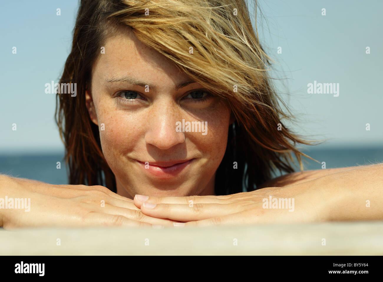 summer dream - Stock Image