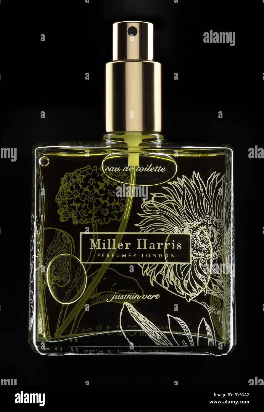 Miller Harris Perfumer London eau de toilette - Stock Image