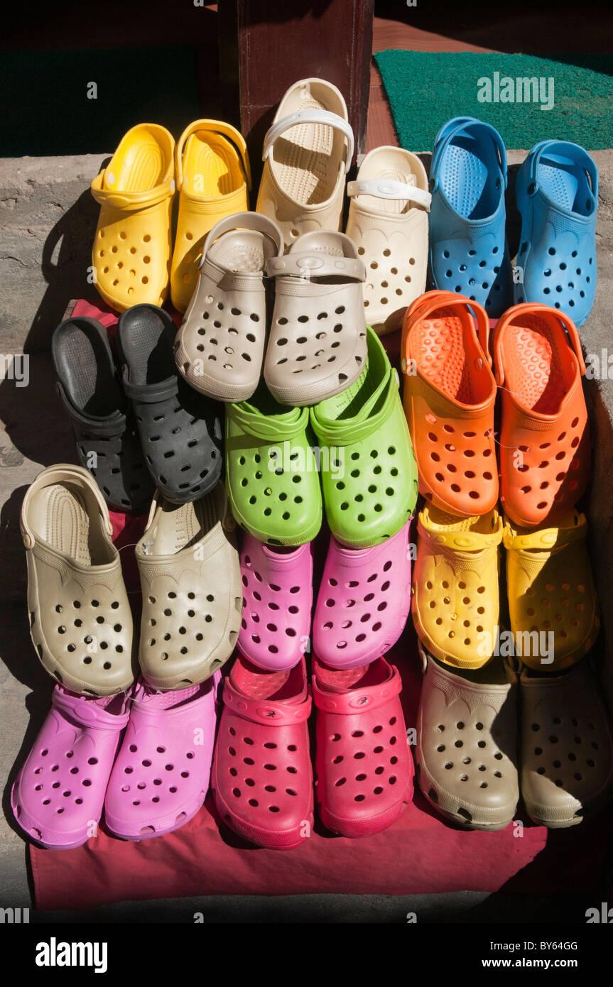 e69a3afea Crocs For Sale Stock Photos   Crocs For Sale Stock Images - Alamy