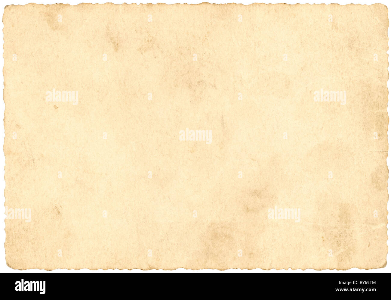 Background of old photo paper - Stock Image