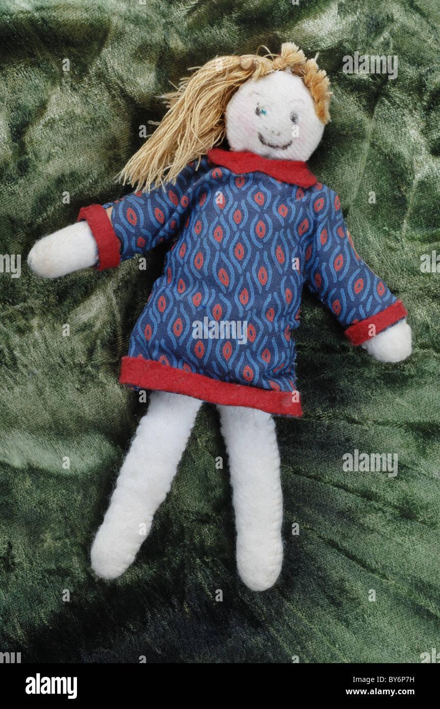 Doll - John Gollop - Stock Image