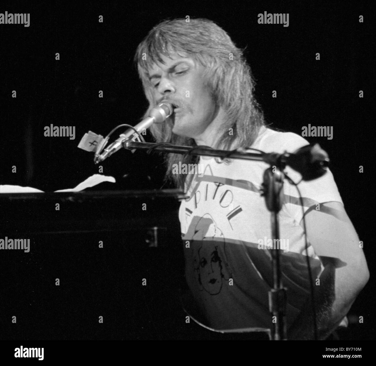 Leon Russell Stock Photos & Leon Russell Stock Images - Alamy