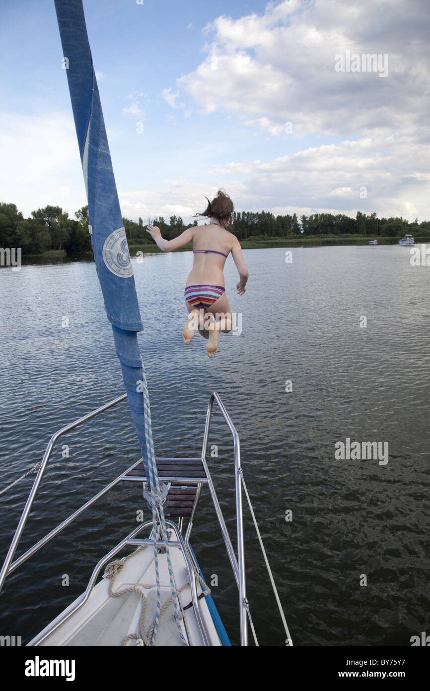 Girl Brandenburg an der Havel
