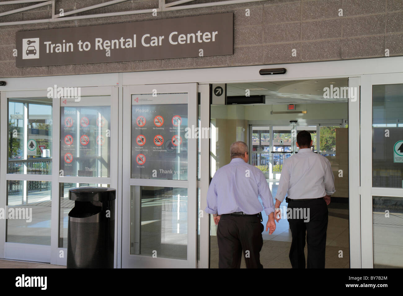 Car Parking Near Hertz Rental Car Airport Atlanta