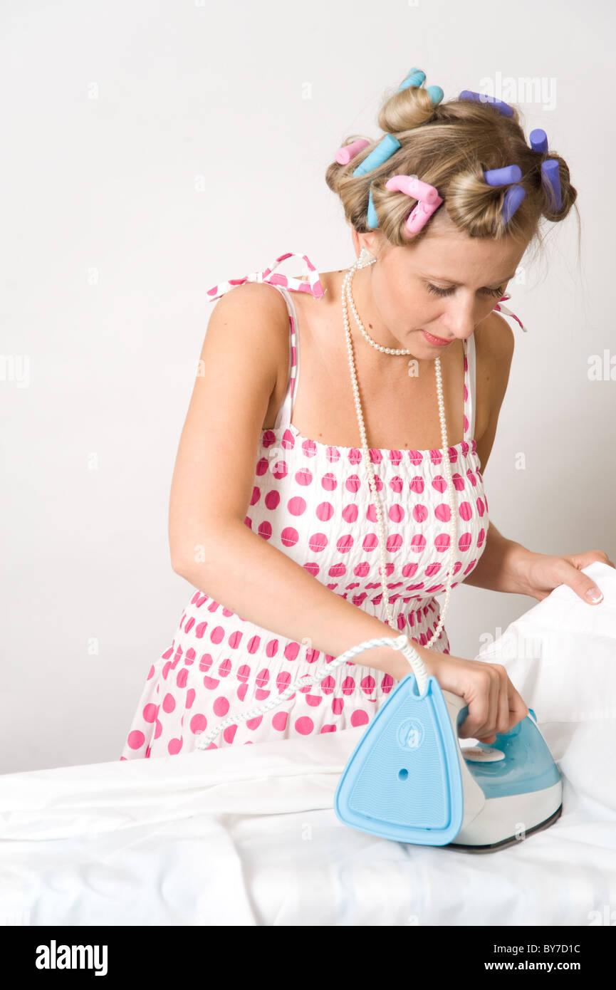 Ironing Burn Stock Photos & Ironing Burn Stock Images
