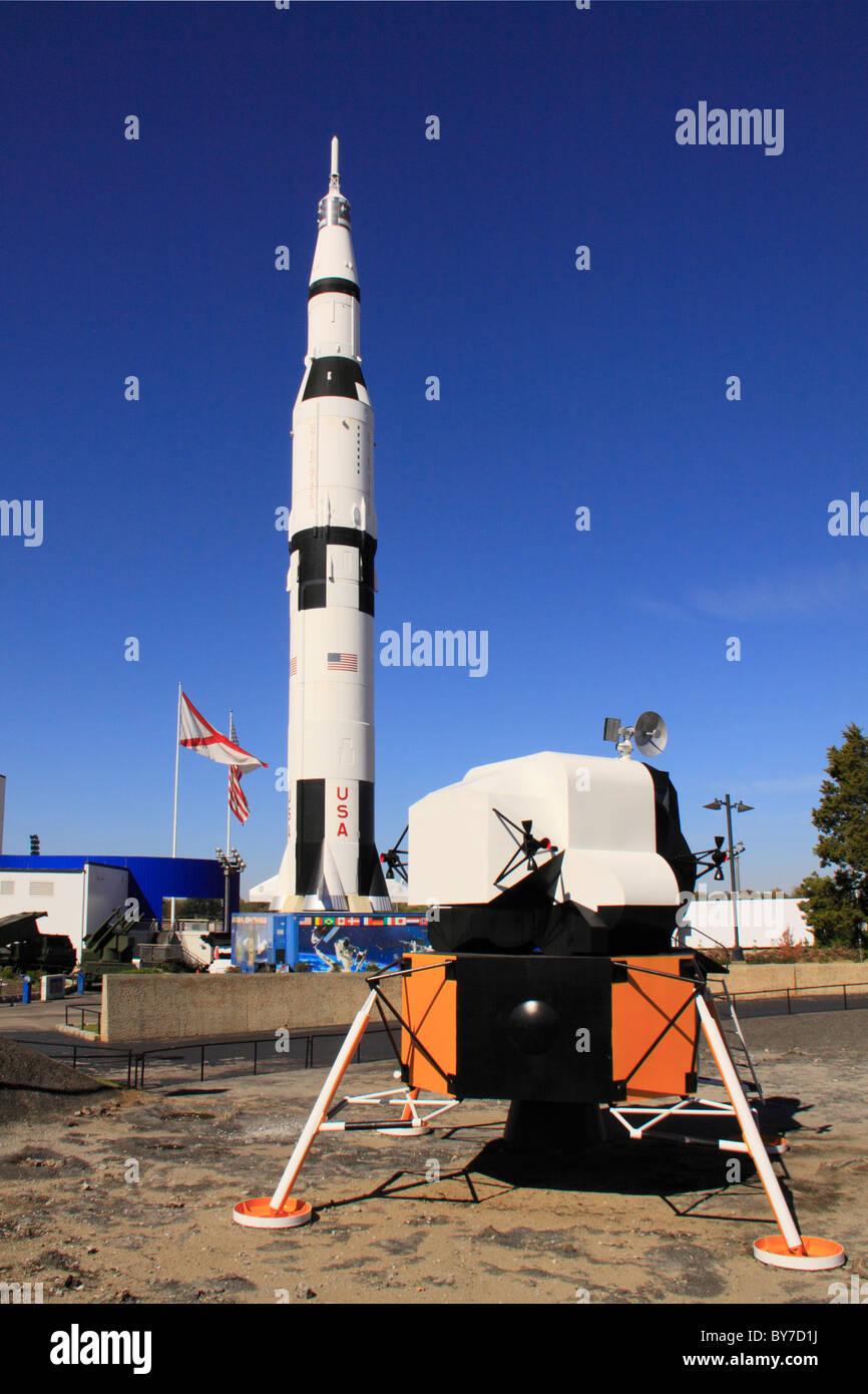 lunar space rocket - photo #45